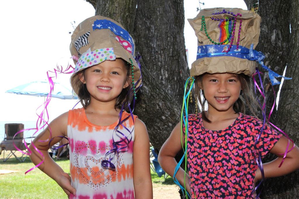 IMG_0772-Sisters-Payton-5-Jordan-Isaacs-5-San-Diego-residents-in-Rad-Hatter-hats-1024x683 chula vista harborfest san diego summer events