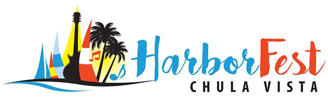 Chula Vista Harbor Fest Logo